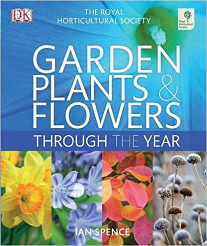 Book RHS Garden Plants and Flowers Through the Year