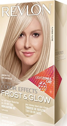 Revlon Colorsilk Color Effects Frost and Glow Highlights, Platinum, 1 ()