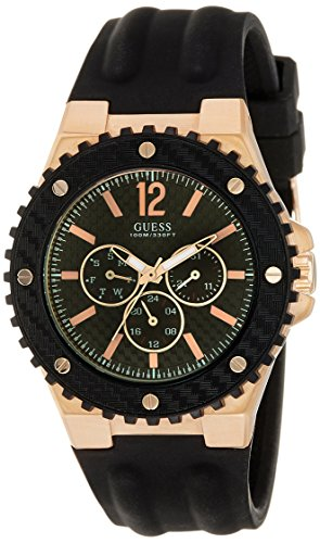 Guess W12653G1 Mens OVERDRIVE Multifunction Watch