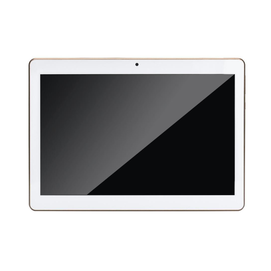Dreamyth New 10.1 inch HD Dual SIM Camera 4G Quad Core Tablet PC Android 5.1 16GB Bluetooth (Gold)
