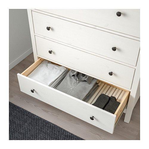 Unbekannt Ikea Hemnes Kommode Schubladen Mit 6 Schubladen Kommode