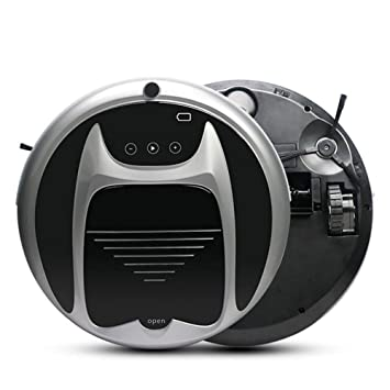 XLUOYI Robot De Barrido Que Aspira El Hogar del Robot,Black-34cm*9cm: Amazon.es: Hogar