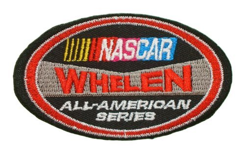 NASCAR WHELEN All American series Racing Race Cars Patch Sew Iron on Logo Embroidered Badge Sign Emblem Costume BY Dreamhigh_skyland