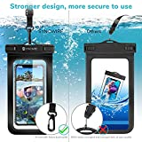Syncwire Waterproof Phone Pouch [2-Pack] - IPX8