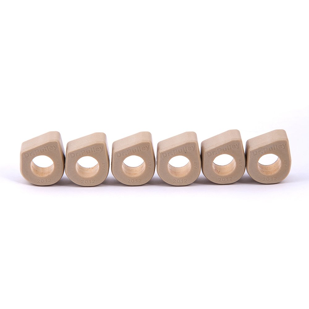 Dr. Pulley Sliding Roller Weights 20x12 (11g)