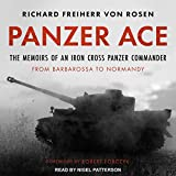 #1: Panzer Ace: The Memoirs of an Iron Cross Panzer Commander from Barbarossa to Normandy