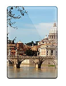 Premium Ipad Air Case - Protective Skin - High Quality For City Of Rome