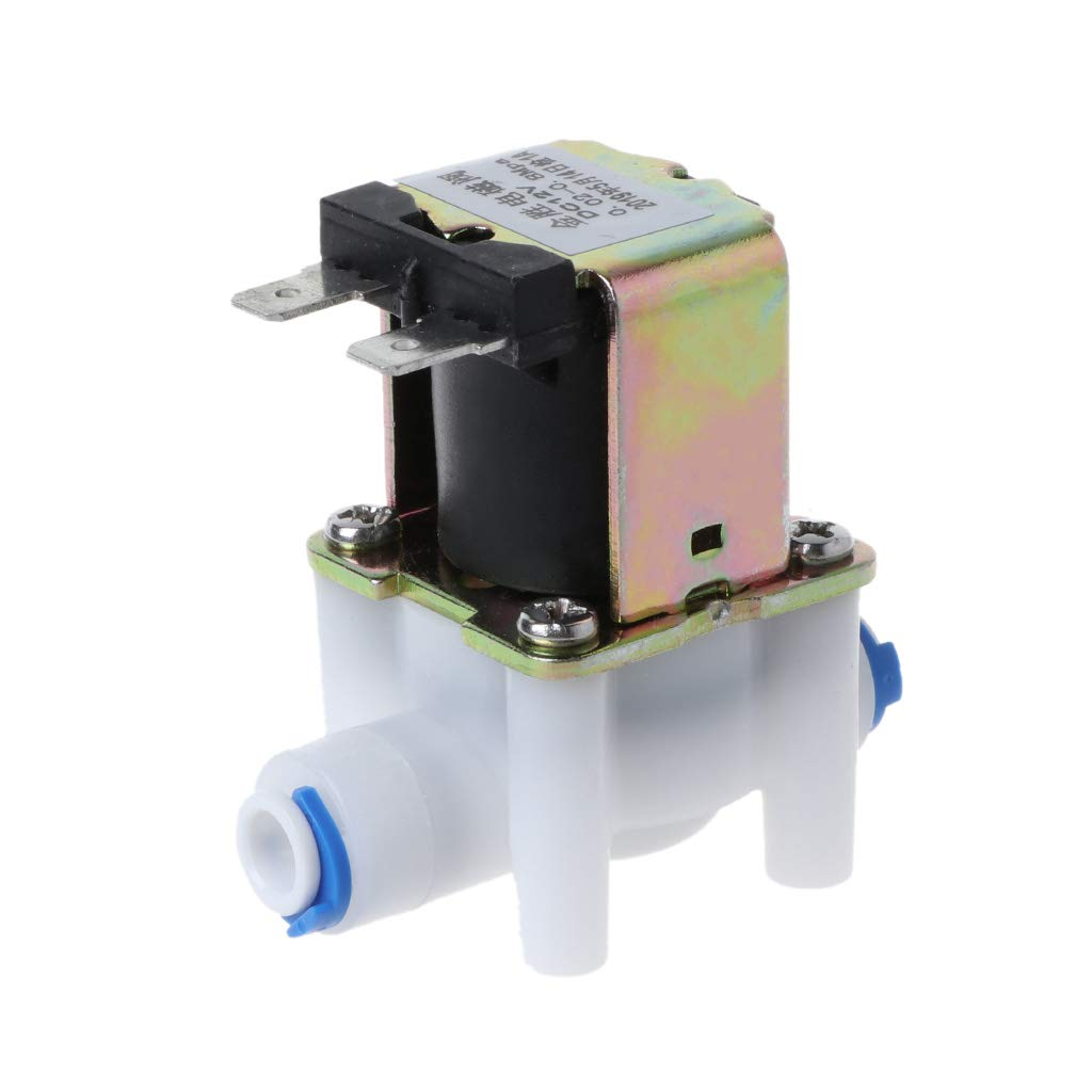 Válvula solenoide eléctrica para purificador de agua refrigerador ...