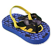 DC Comics Batman Baby Boys Flip Flop Sandals