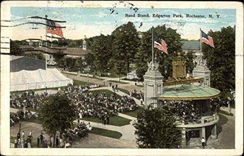 Amazon com: Band Stand, Edgerton Park Rochester, New York