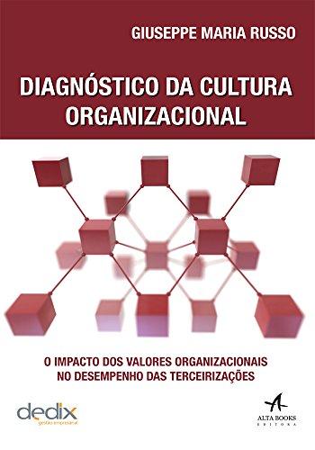 Diagnóstico da Cultura Organizacional. O Impacto dos Valores Organizacionais no Desempenho das Terceirizações