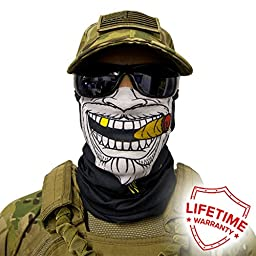 Gangster Face Shield Mask