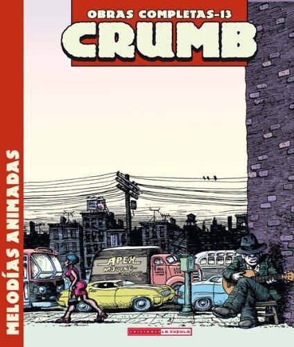 Descargar Libro Melodías Animadas Robert Crumb