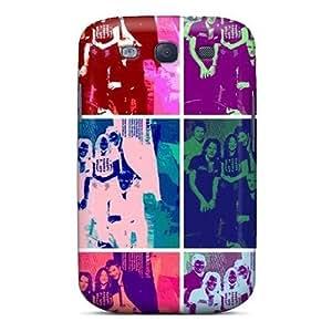 Cute Tpu MichelleNCrawford Warhol Case Cover For Galaxy S3