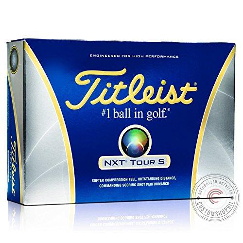 Titleist NXT Tour S Golf Ball Dozen ()