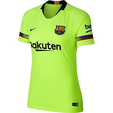 507dacd99 Amazon.com  NIKE 2018-2019 Barcelona Away Ladies Shirt  Clothing
