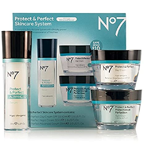No7 protect and perfect day and night cream