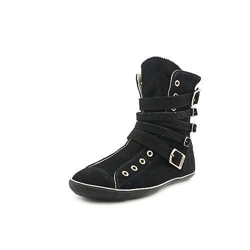 b266eb95d149 Converse Women s The All Star Light Multi Strap Boot 6.5 Black ...