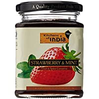 Kitchens of India Strawberry and Mint Conserve, 320g