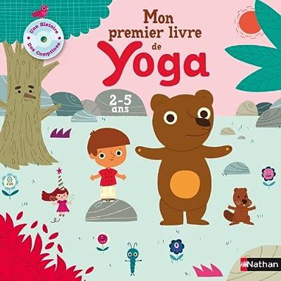 Mon premier livre de yoga: - Avec CD: Marion Billet Gilles ...