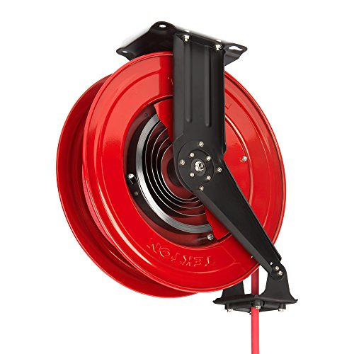 TEKTON 50-Foot by 3/8-Inch I.D. Dual Arm Auto Rewind Air Hose Reel (250 PSI) | 46875 by TEKTON (Image #11)