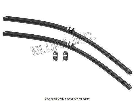 Mercedes-Benz limpiaparabrisas Set clk550 CLK55 AMG CLK500 CLK350 CLK320 C55 AMG C350 C320 C32