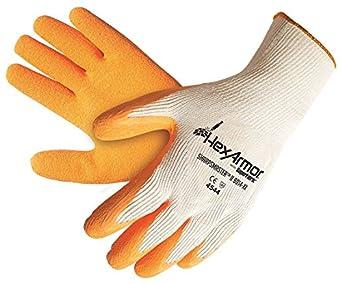 HexArmor 9014 SharpsMaster II Needlestick Needle Resistant Work Safety Gloves 8 Medium