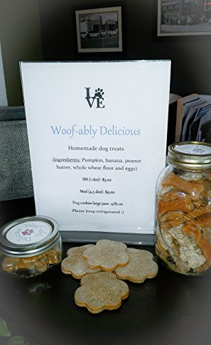 Woof-ably delicious Homemade Dog Treats