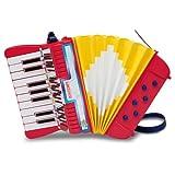 BONTEMPI-AC 1780/N-instrument de musique-Accordéon 17 touches   6 basses