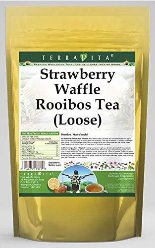 Strawberry Waffle Rooibos Tea (Loose) (8 oz, ZIN: 544067)