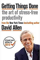 Getting Things Done: The Art of Stress-free Productivity Paperback