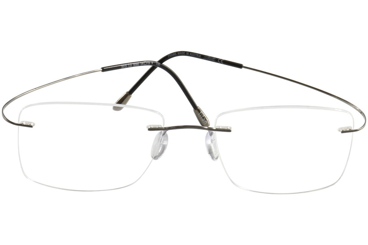 Amazon.com: Silhouette Eyeglasses TMA Must Collection Chassis 7799 ...