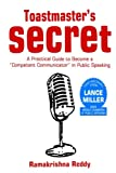 img - for Toastmasters Secret: A Practical Guide to Become a Competent Communicator in Public Speaking book / textbook / text book