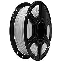 Flashforge® PLA 1.75mm 3D Printer Filaments 1kg Spool-Dimensional Accuracy +/- 0.05mm for Creator Series (White)