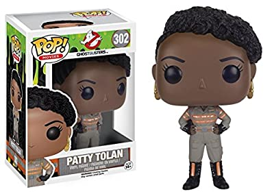 Ghostbusters 2016 - Patty Tolan POP Figure 3 x 4in | Popular Toys