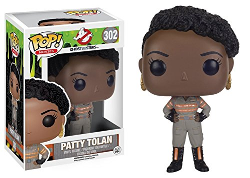 Ghostbusters 2016 - Patty Tolan POP Figure 3 x 4in