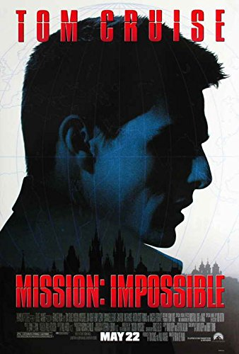 Mission: Impossible POSTER Movie (27 x 40 Inches - 69cm x 102cm) (1996) (Style ()