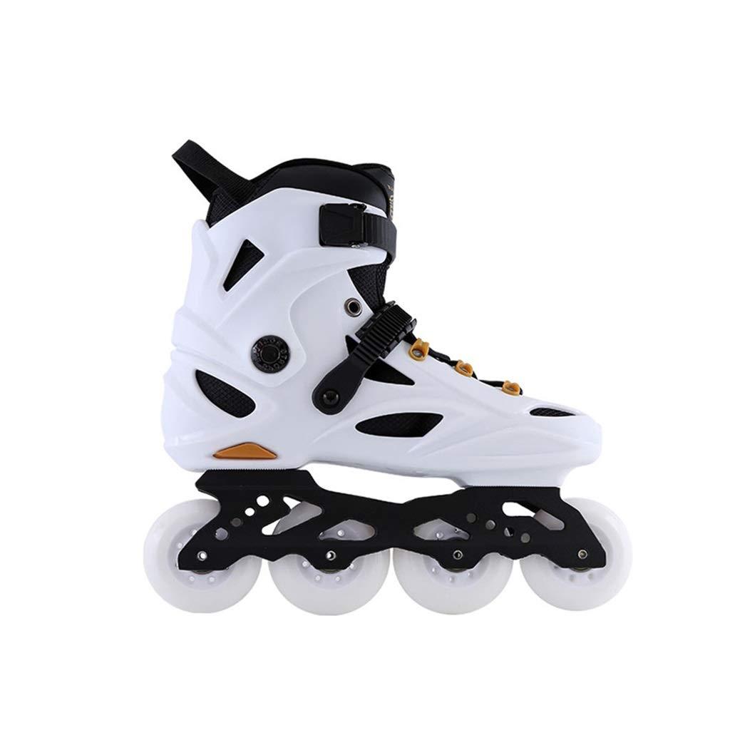 大人 フィットネスタイプ 用ポータブル インラインスケート,初心者 屋内 用ポータブル 向け Inline Skate , 男性女の子 贈り物 ローラースケート用 ジュニア (Color : C, Size : EU 35/US 4/UK 3/JP22.5) C EU 35/US 4/UK 3/JP22.5
