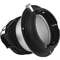 Docooler Profoto a Bowens - Adaptador de anillo de velocidad para flash estroboscópico de estudio