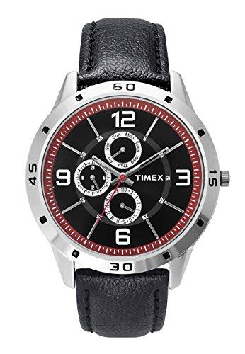 Timex Analog Black Dial Men's Watch-TW00ZR154