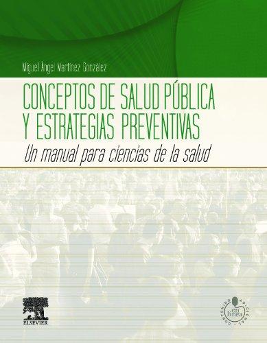 Descargar Libro Conceptos De Salud Pública Y Estrategias Preventivas Miguel Ángel Martínez González