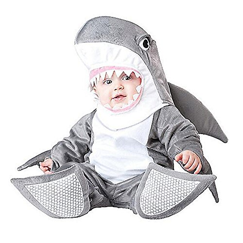 (XXOO Toddler Baby Infant Shark Christmas Costume)