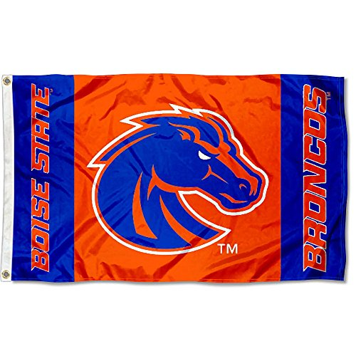 College Flags and Banners Co. Boise State Broncos Flag Boise State Broncos Flag