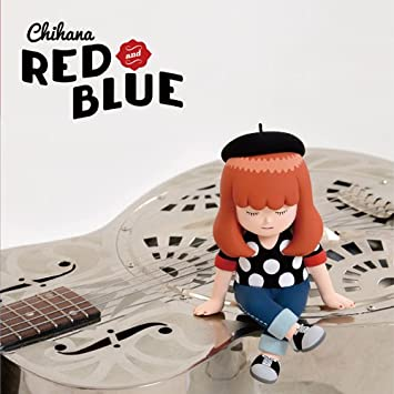 amazon red and blue chihana j pop 音楽