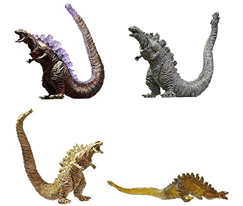 Gashapon HG Shin Godzilla Climax Set