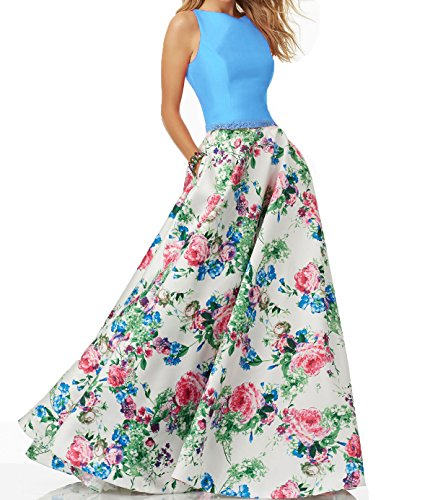 Ellenhouse Womens Floral Evening EL262 product image