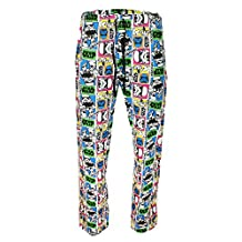 Mens Starwars Stormtrooper Print Cotton Lounge Pants Sizes S,M,L,XL