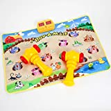Bits and Pieces - Bop-A-Mole Game - Classic Arcade Game for Your Home - Provides Endless Fun