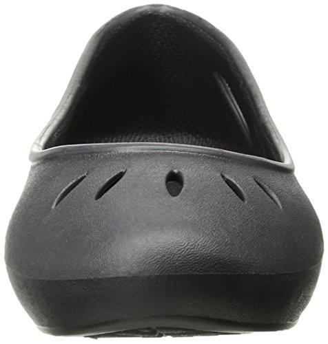 Crocs Crocs Donna Ballerine Ballerine Donna Black xn6w55