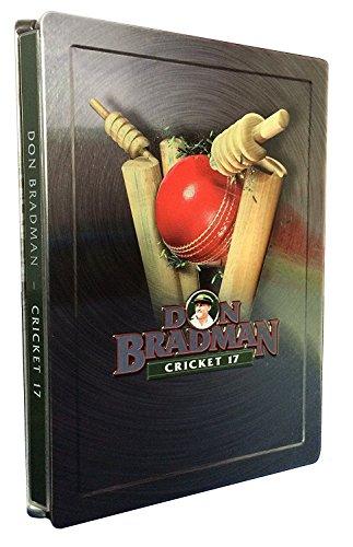 Don Bradman Cricket 17 Steelbook Case (NO GAME INCLUDED)